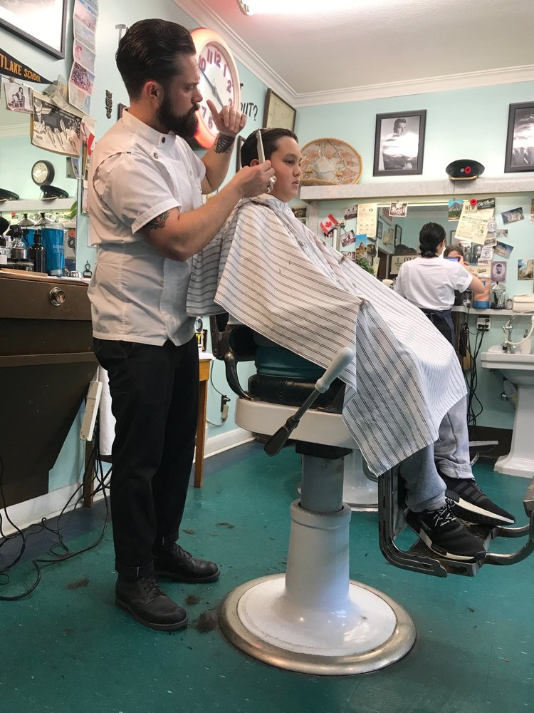 The Nite Owl Barber Shop