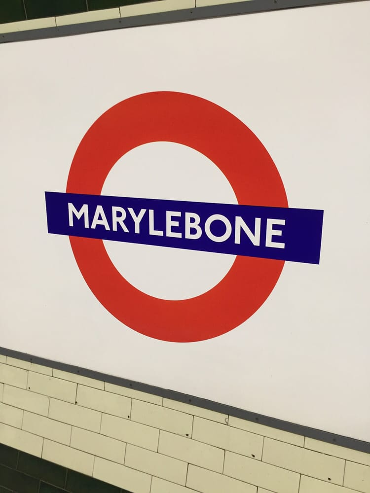 Restaurants Near Marylebone Station