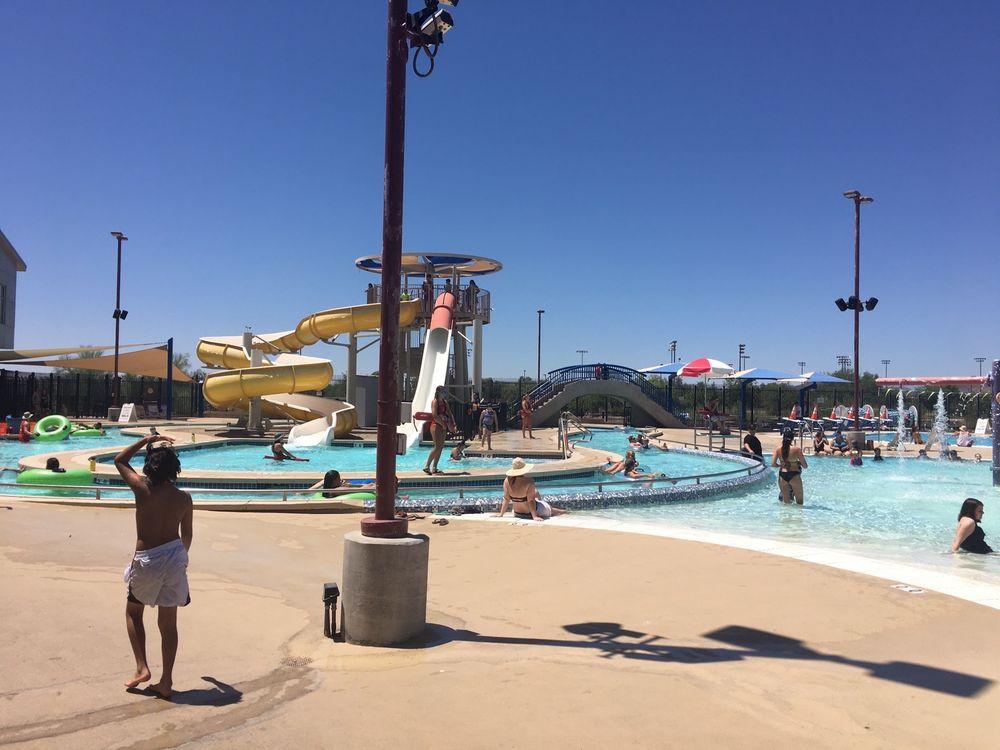 Foothills Recreation & Aquatics Center