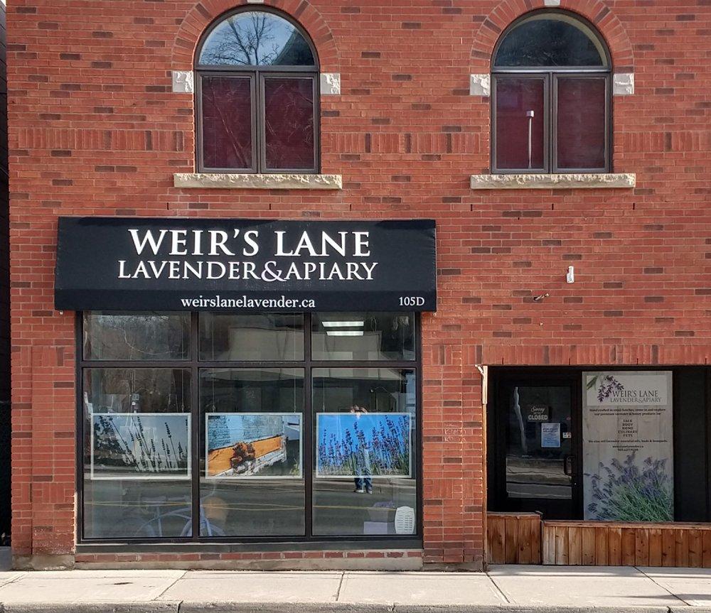 Weir's Lane Lavender & Apiary
