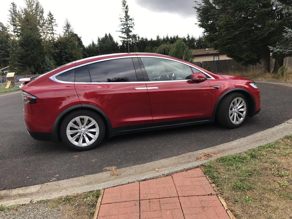 Tesla Courier Express: Seattle, WA