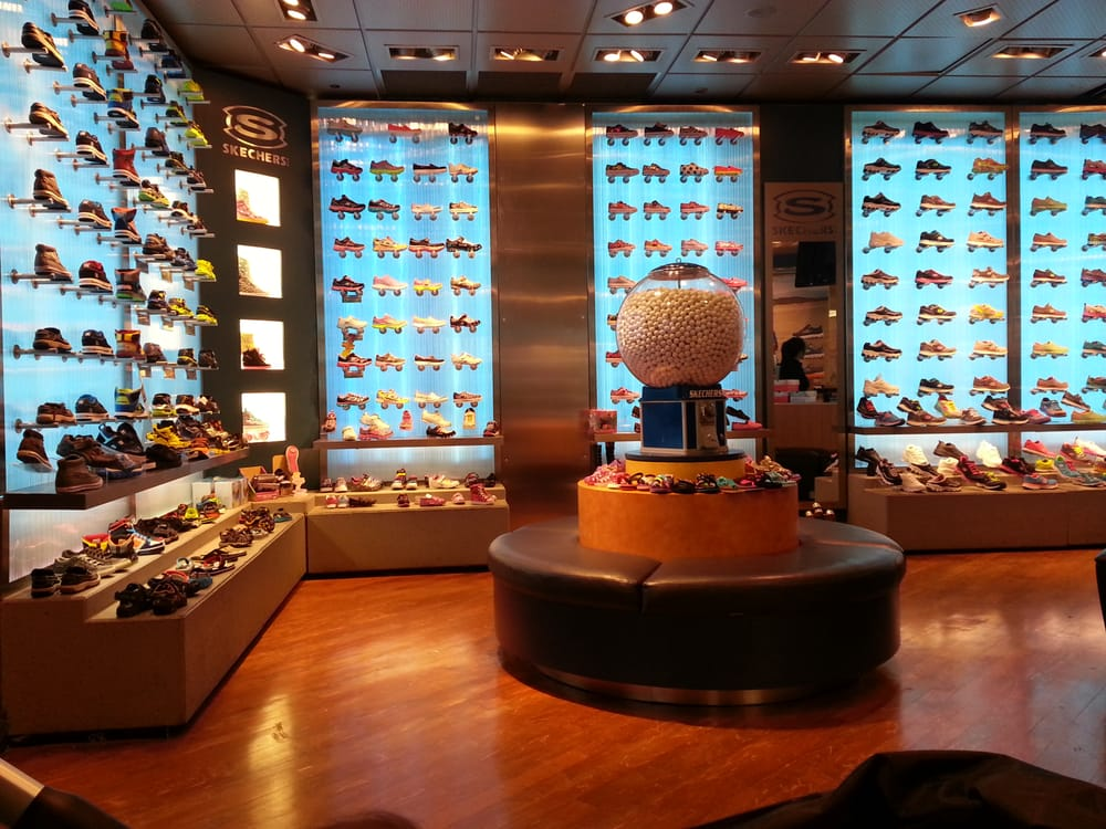 Skechers Retail Store Shoe Stores 630 Old Country Rd Garden City Ny Phone Number Yelp