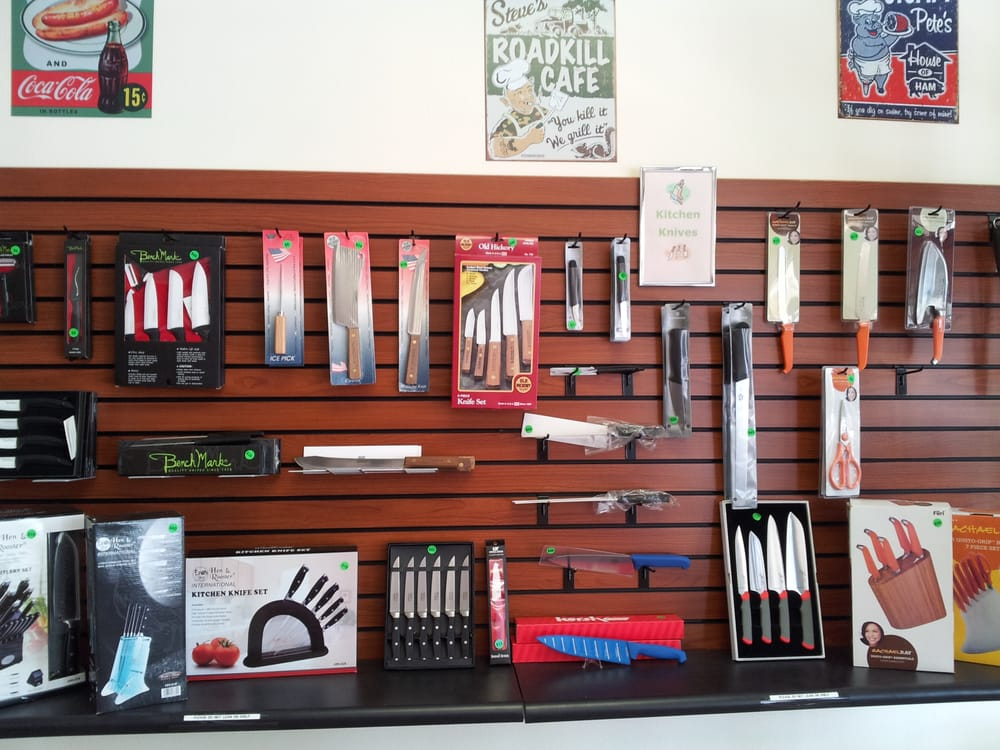 St Cloud Knives: 2440 13th St, Saint Cloud, FL