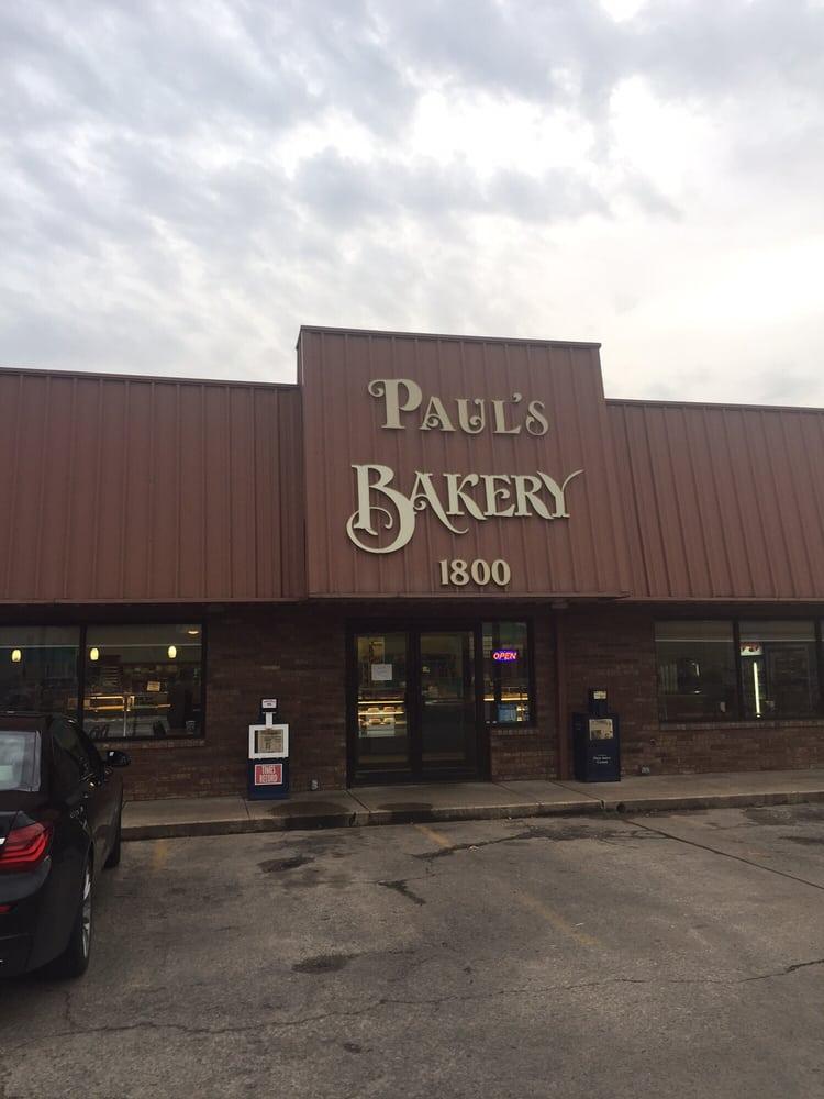 Paul's Bakery: 1800 Main St, Van Buren, AR
