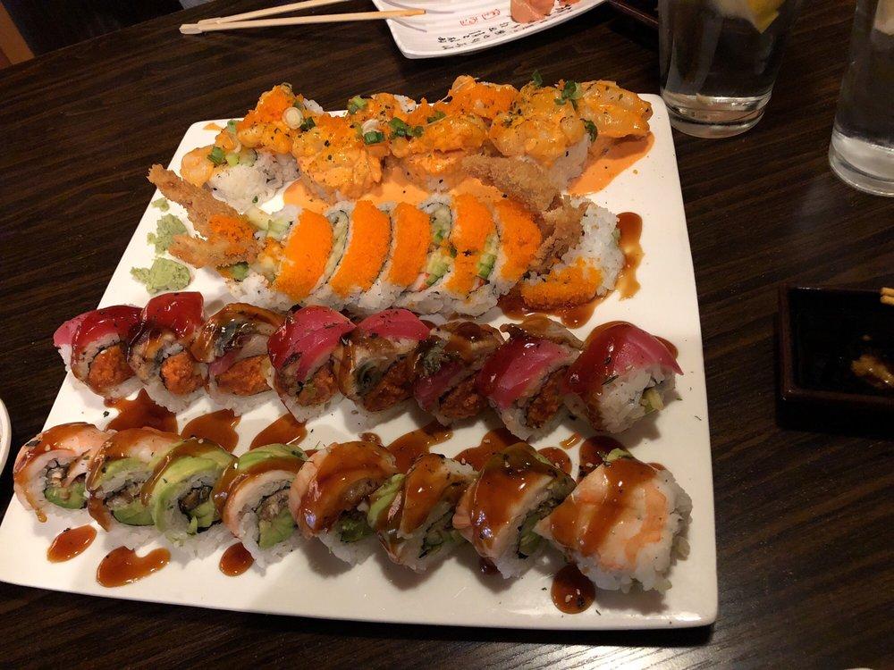 Sunny's Sushi: 12302 Montana Ave, El Paso, TX