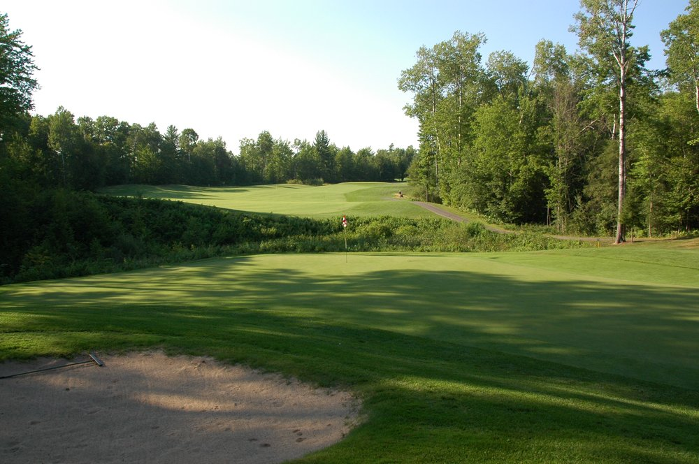 Hidden River Golf & Casting Club: 7688 Maple River Rd, Brutus, MI