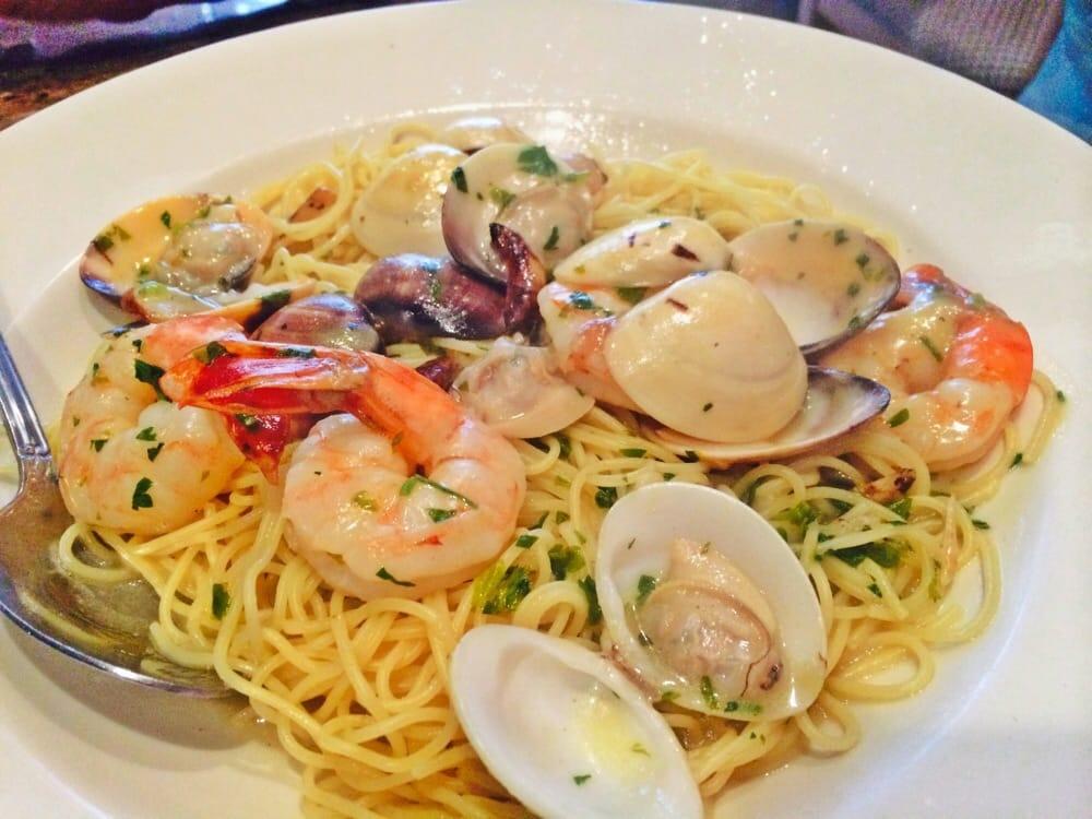 Colucci special yelp for Antonios italian cuisine