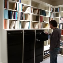 Photo Of Aesthetic Interiors.com   London, United Kingdom. Office Library  Bookcases