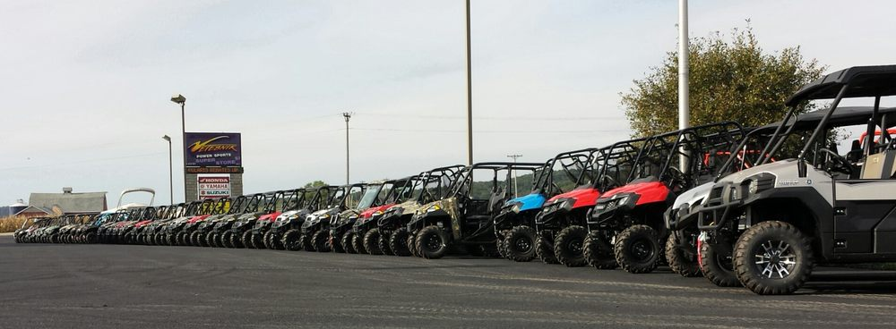 Vetesnik Power Sports Super Store: 27475 US Hwy 14, Richland Center, WI