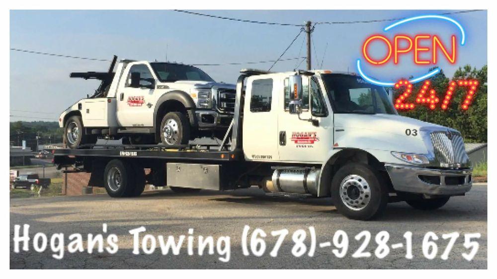 Hogan's Towing: 3079 Burton Cir, Gainesville, GA