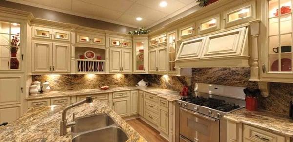 Cambridge Kitchen Cabinets and Flooring - Kitchen & Bath - 9291 ...