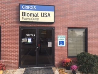 Biomat USA: 1901 Western Ave, South Bend, IN