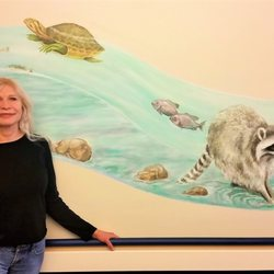 Carolee Merrill - Fine Art Murals and Signs - 2019 All You Need to