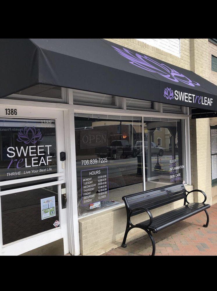Sweet ReLeaf: 1386 Washington St, Clarkesville, GA
