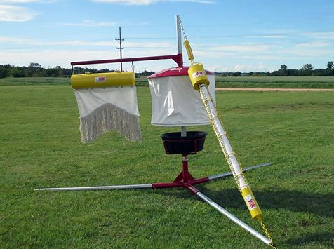 The WIK Ultimate Scratchmatic Cattle Scratcher and Mineral Feeder