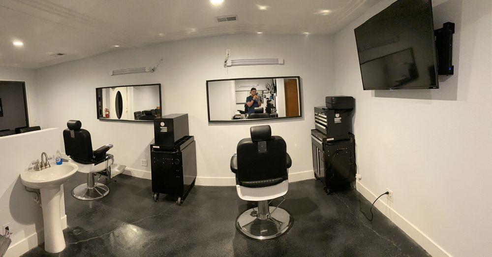 Evolutions Barbershop: 540 N Adams St, Dixon, CA
