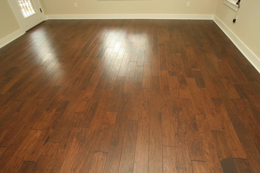 Handscraped Walnut Hardwood Flooring Yelp