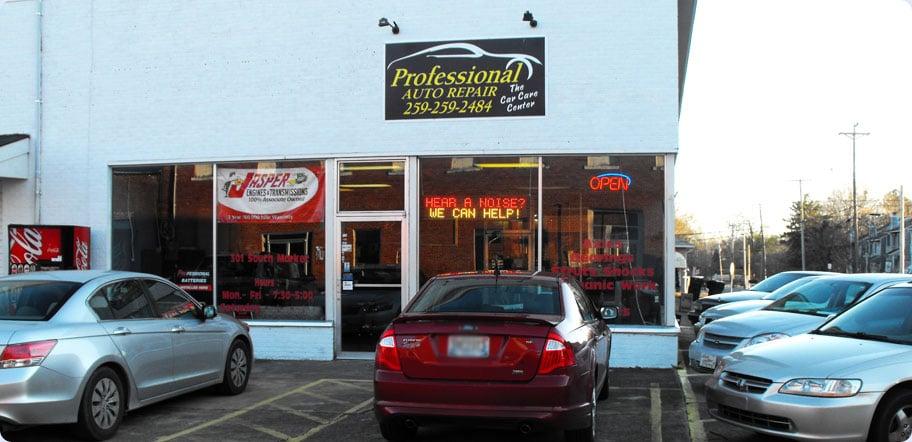 Professional Auto Repair: 301 S Market St, Scottsboro, AL