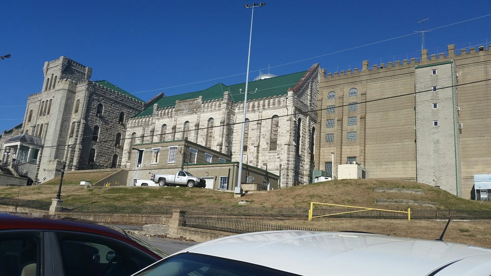 Kentucky State Penitentiary: 266 Water St, Eddyville, KY