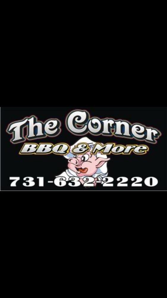 The Corner BBQ & More: 6237 Shiloh Adamsville Rd, Stantonville, TN