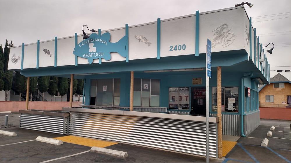 Louisiana best seafood 44 photos 46 reviews seafood for Long beach fish market