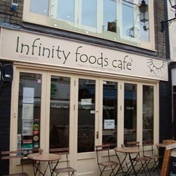 Infinity Food Kitchen Brighton