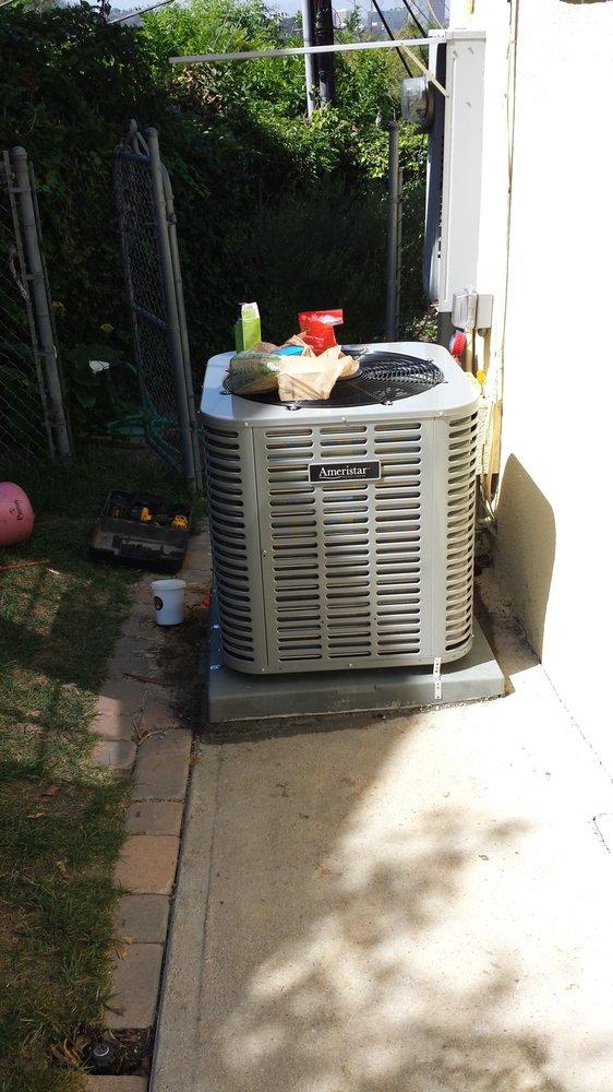 Searls AC & Heating - CLOSED - 11 Reviews - Heating & Air