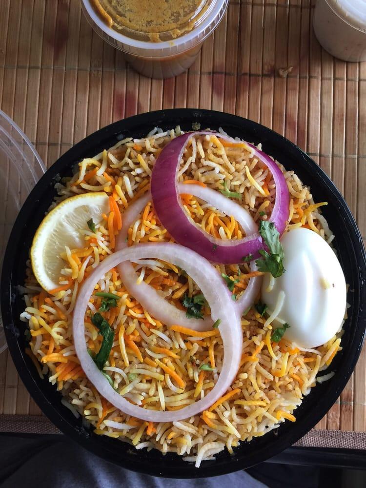 Photo Of Tabla Indian Restaurant San Mateo Ca United States Ulavacharu Biryani