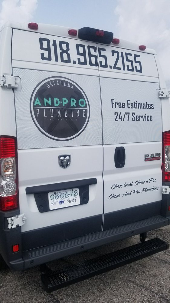 AndPro Plumbing and Drain: Claremore, OK