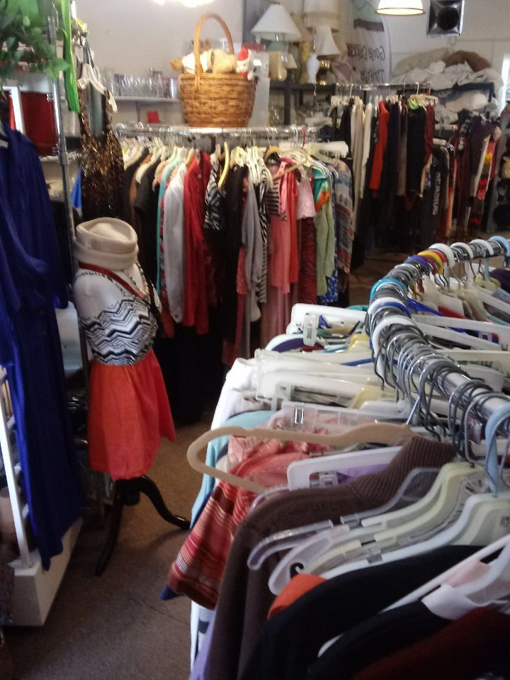 Gorge Thrift Store: 62 SW Russell Ave, Stevenson, WA