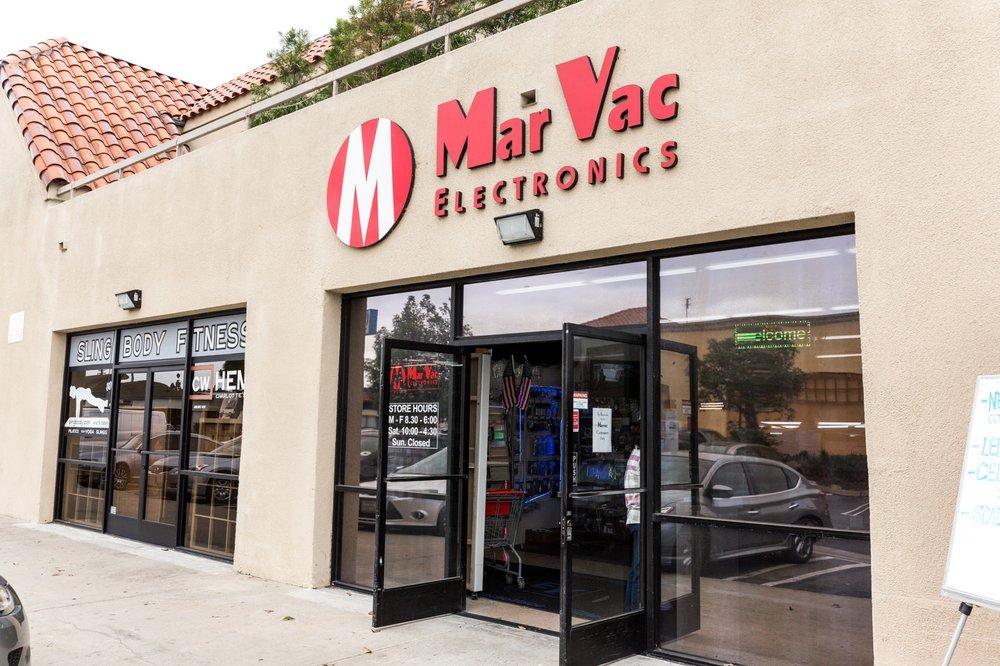MarVac Electronics: 2001 Harbor Blvd, Costa Mesa, CA