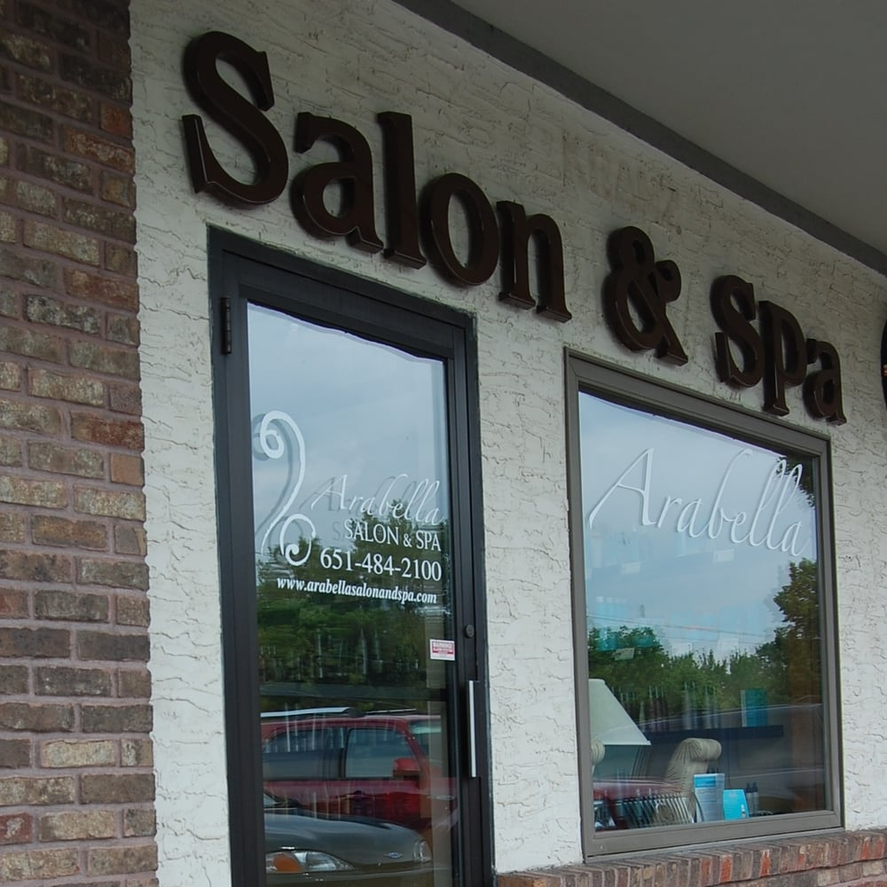 Arabella Salon and Spa: 3470 Lexington Ave N, Shoreview, MN