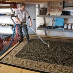 Photo of Chase Carpet Care Company - Denver, CO, United States. Chase has