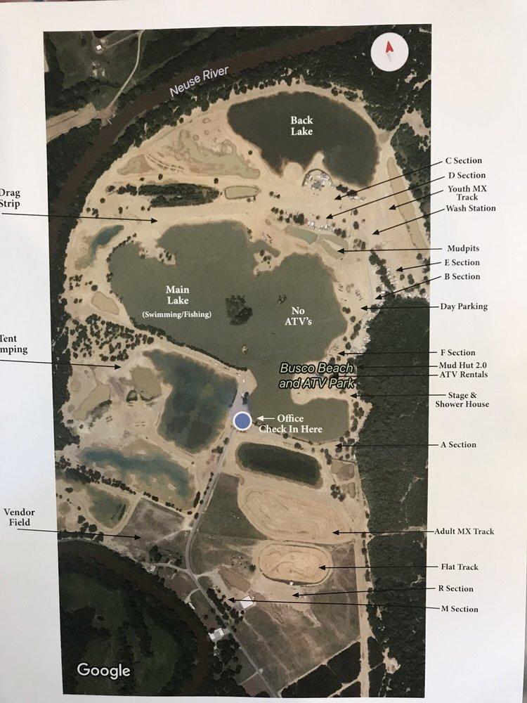 bosco beach and atv park: 1243 Bryan Blvd, Goldsboro, NC