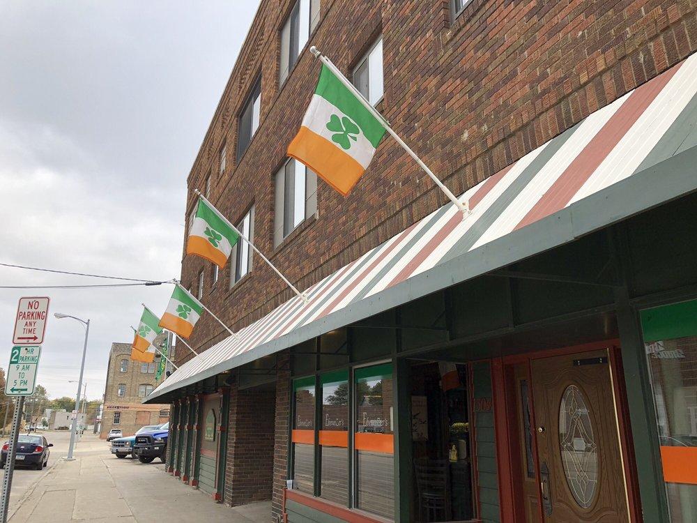 Ebeneezer's Eatery & Irish Pub: 300 Central Ave E, Minot, ND