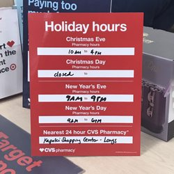 Cvs Hours Christmas Eve.Cvs Pharmacy 2019 All You Need To Know Before You Go With