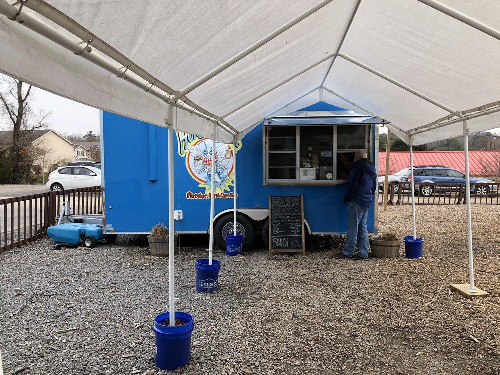 Blue Ghost Brewing: 125 Underwood Rd, Fletcher, NC
