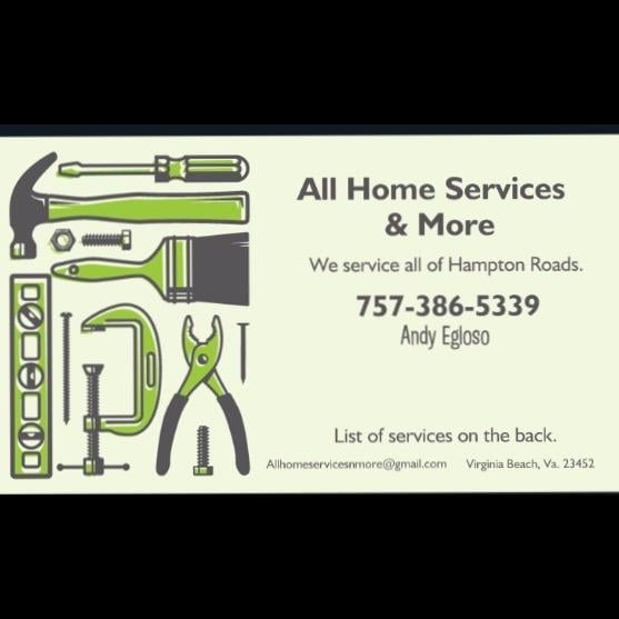 All Home Services and More
