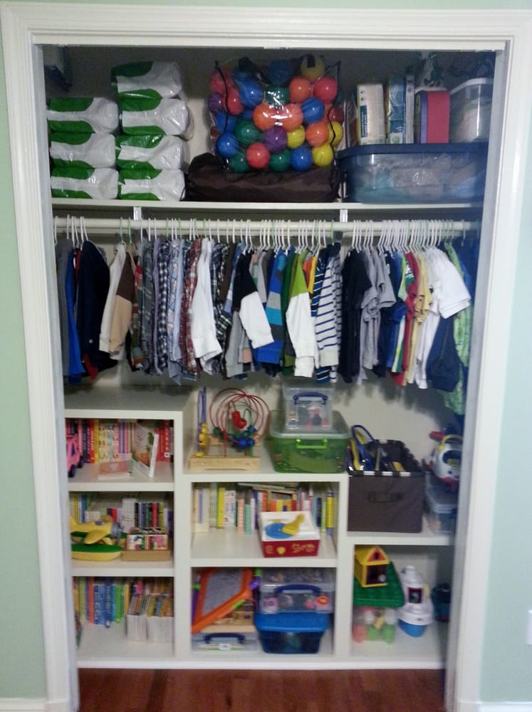 Photo Of Lucas Construction Services   Fort Worth, TX, United States. Closet  Organizing