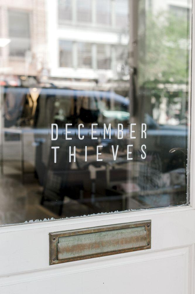 December Thieves