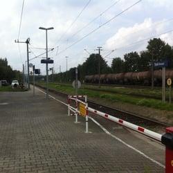 Bahnhof Saal An Der Donau