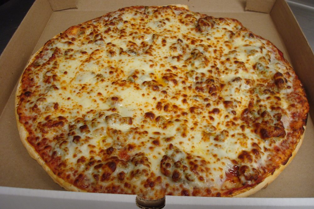 Red Angel Pizza: 740 Emerald Rd, Paulding, OH