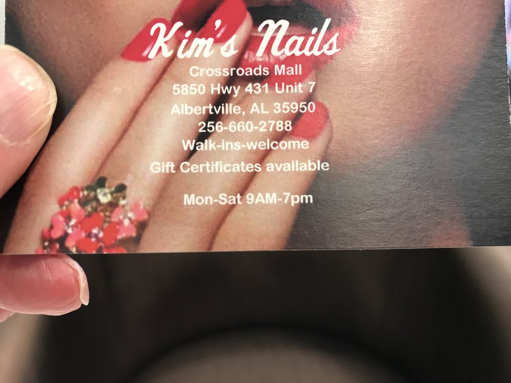 Kim's Nails: 5850 US Hwy 431, Albertville, AL