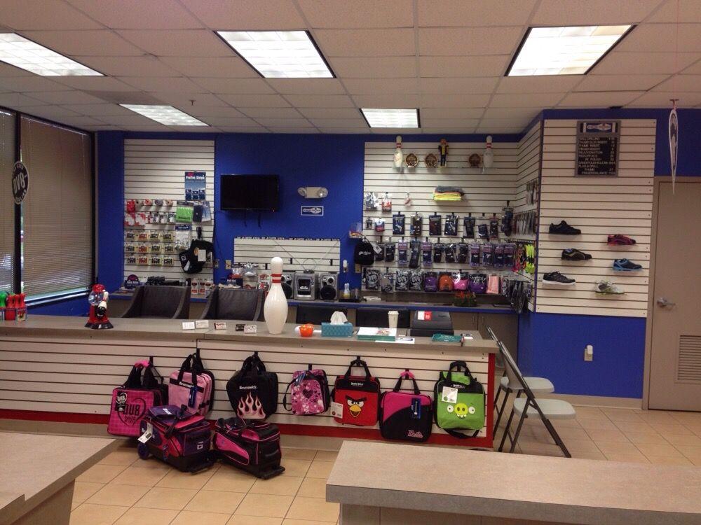 JR's Bowling Pro Shop: 10535 Battleview Pkwy, Manassas, VA