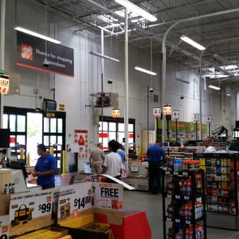 Photo Of The Home Depot Greensboro Nc United States Lots Open