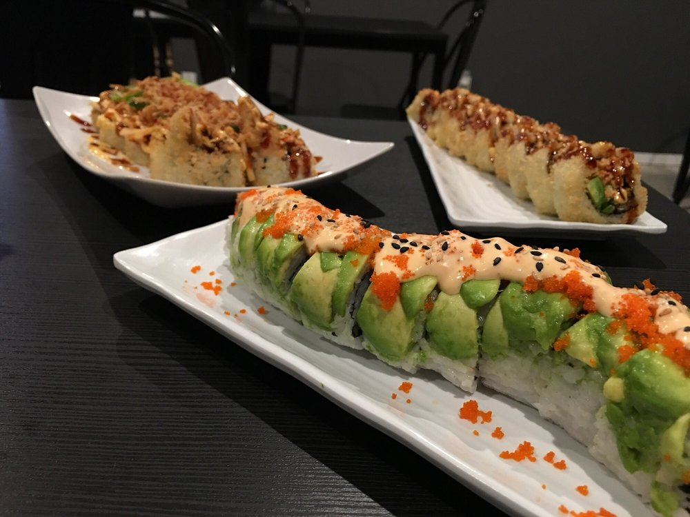 Sushi House: 109 E Cactus St, Somerton, AZ
