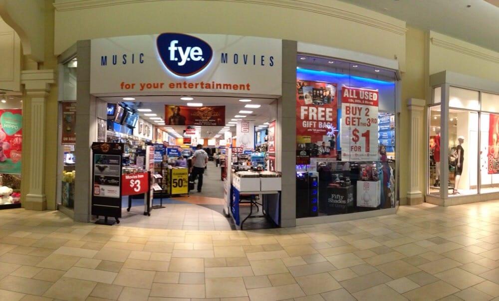 fye music dvds 3439 bel air mall mobile al united