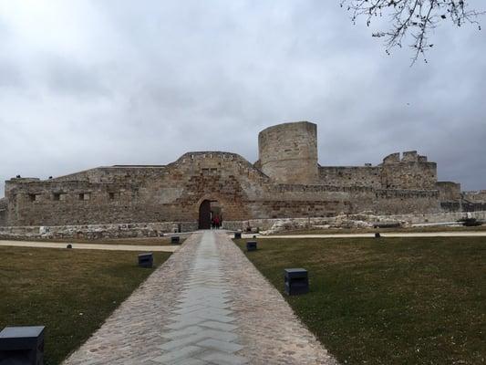 Castillo y Murallas de Zamora