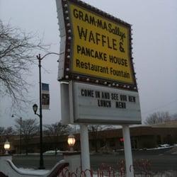 Grandma Sallys Waffle And Pancake House Restaurant Closed