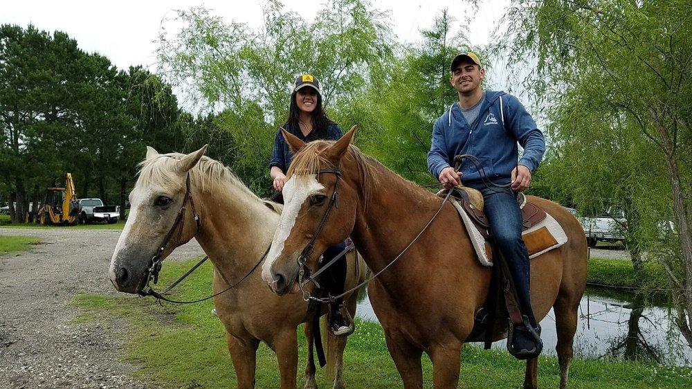 Desperado Trail Rides: 7214 Nc Highway 210, Rocky Point, NC